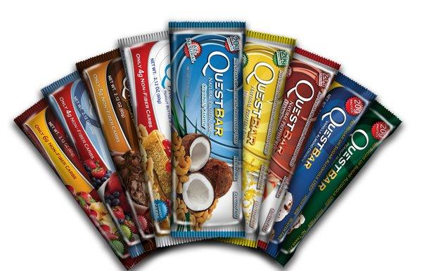 Quest Bars Proteinriegel 12 Stück für 24,95€ inklusive Versand