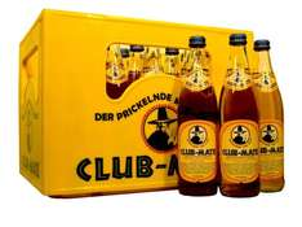 [Lokal Nürnberg & Umgebung] 3 Kästen Club-Mate im Lieferservice für 30€