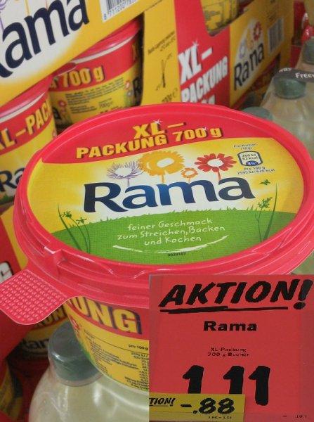 Rama XL - Packung 700g Lidl Minden (Bundesweit)