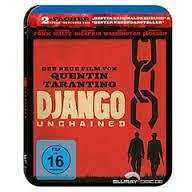 Django Unchained Blu-Ray Steelbook für 11,99 Euro bei CeDe.de
