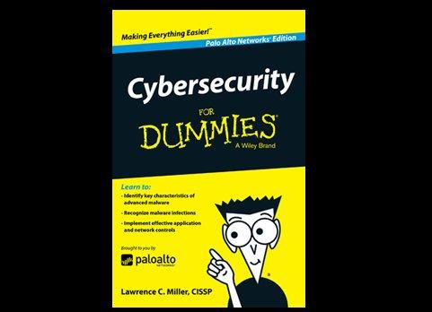 [eBook] Cybersecurity for Dummies (englisch)