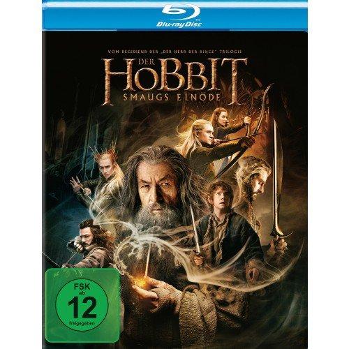 [Müller] Der Hobbit: Smaugs Einöde DVD/Blu-ray 7,99€/9,99€