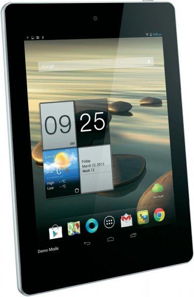 Acer Iconia A1-810 16GB Gold für 99€ @Voelkner