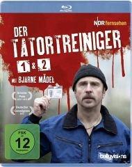 Der Tatortreiniger (Staffel 1 - 2 als Blu Ray)