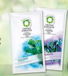 Herbal Essences Clearly kostenlose Probe