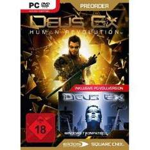 [Lokal in Essen?] Deus Ex - 5€ Preoderbonus + DLC für Human Revolution