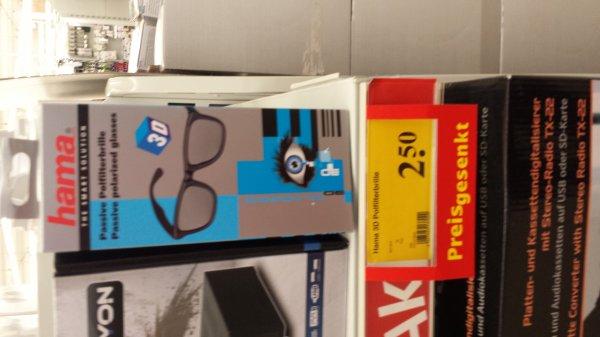 [?lokal? - Marktkauf Esslingen] Hama Passive 3D-Brille
