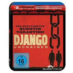 [Alphamovies.de] Django Unchained Limited Steelbook [Blu-ray] für 10,99€ + VSK