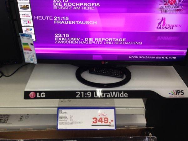 [Lokal Saturn Dortmund]LG 29Zoll 21:9 UltraWide TV+Monitor
