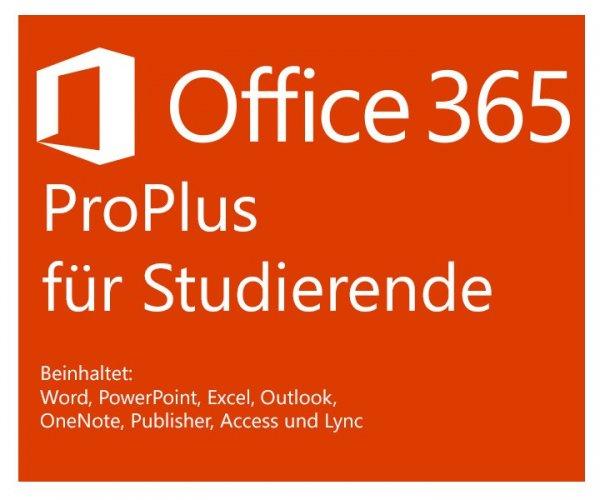 Microsoft Office Professional Plus 2013 für bis zu 5 Installationen -Schüler/Studentenangebot-