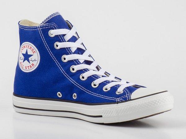 CONVERSE Chuck Taylor All Star Season Hi 015850-610 Unisex  Gr.42 Blau