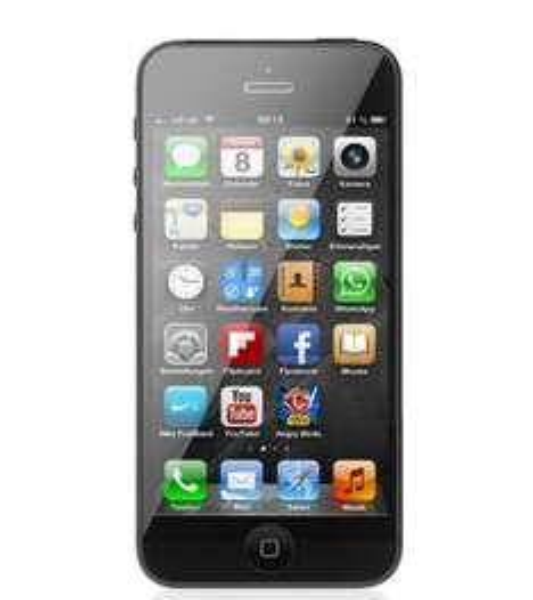 Ebay WOW Apple iPhone 5 Smartphone 16GB (B-Ware)