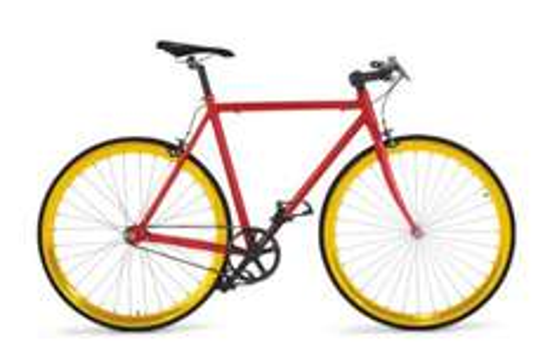Single Speed / Fixie Bike Fahrrad für 199,-  - Viele Farbkombinationen
