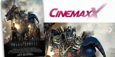 Deutschlandweiter Kinospaß im CinemaxX .... ab EUR 16,90 ... bis 39% sparen @DailyDeal