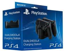 Original Sony PlayStation 4 DualShock 4 Ladestation für 19,99€ - PS4
