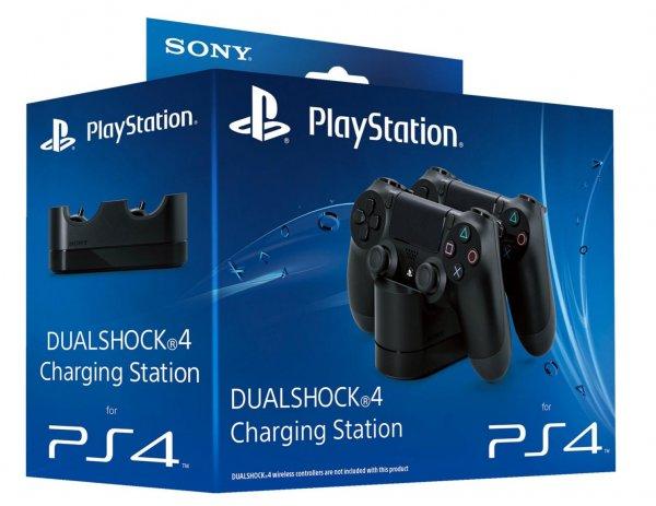 Original Sony PlayStation 4 DualShock 4 Ladestation für 19,99€ - PS4