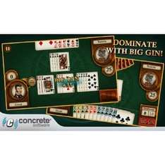 Aces Gin Rummy Pro (Amazon Android App TagesDeal)