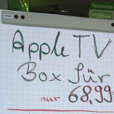 Hamburg Quarre: Apple TV für 68,99 Euro
