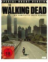 Bluray - The Walking Dead - Staffel 1 (Limitierte UNCUT 10 JAHRE Edition) @Saturn.de