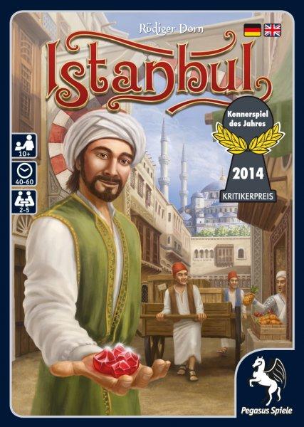 Istanbul (Pegasus Spiele 55115G)