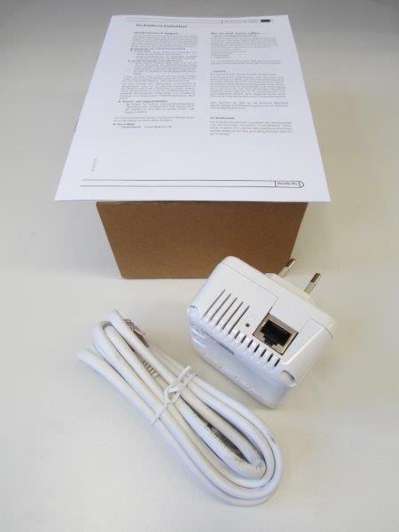 devolo dLAN 500 WiFi - Einzeladapter - 40,49Eu inkl. Versand