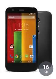 Motorola Moto G 16GB + OTELO PREPAID-Karte