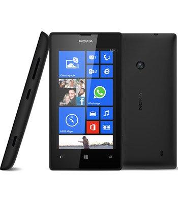 Nokia Lumia 520 schwarz B-Ware für 49,95€ Einsteiger Windows Phone 8 (8.1)