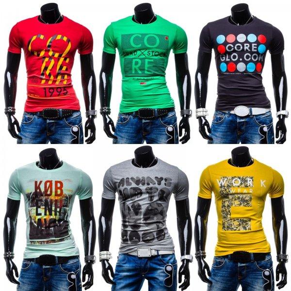 GLO-STORY Herren T-Shirt viele Modelle  @ebay 9,95€