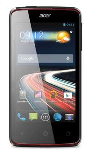 Acer Liquid Z4 Dual-SIM Smartphone  @amazon Blitzangebot 79 €