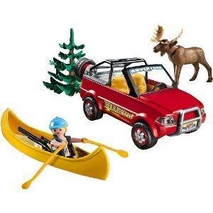 [Toys´r Us] Playmobil 5898 Geländewagen mit Kajak
