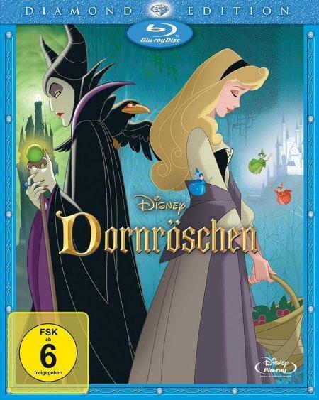 Disney Dornröschen Blu-Ray Diamond Edition 16,47 (15,47) Euro (Vorbestellung bis morgen, Sonntag bei buch.de)
