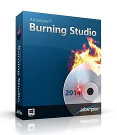Ashampoo Burning Studio 2014 - 100% discount (UVP: 50 Euro)