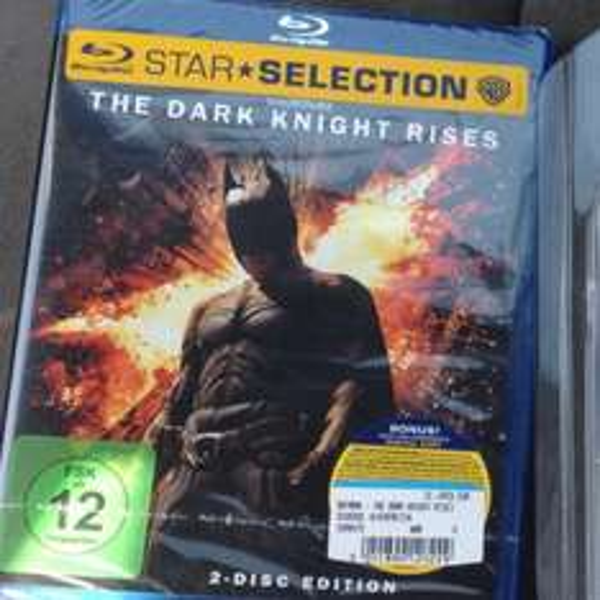 [lokal] MediaMarkt: Batman - The Dark Knight Rises (Blu-Ray) für 3,90€