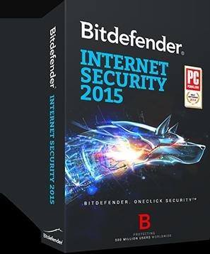 Bitdefender Internet Security 2015 - kostenlos 6 Monate oder sogar länger...