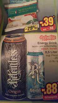 Relentless Energy Drink für 0,88 € bei NETTO