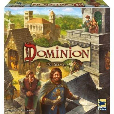 Dominion - Die Intrige - Hans im Glück - Kartenspiel - Erweiterung 19,99 EUR