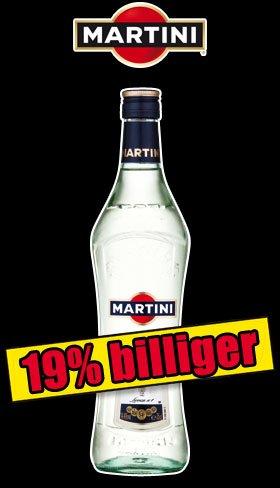 [Offline][Norma] Martini Bianco 0,75 Liter 4,44 € - 25.+26. Juli