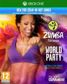 Zumba Fitness: World Party (Xbox One) für 22,74€ @Amazon.co.uk