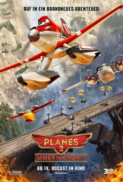 [Kino] Kostenlos zu Planes 2 - Immer im Einsatz - Neue Chance