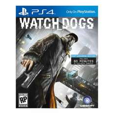 WATCH DOGS für die PS4, DIGITAL DOWNLOAD @ebay für 20,98 EURO !!!