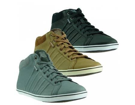 30,99 statt 79,95 - K-SWISS Schuhe Sneaker Hof Mid in drei Farben
