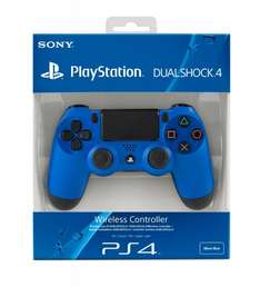 PlayStation® 4 DualShock® 4 Wireless Controller in blau für 59,99 €