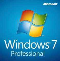 Windows 7 Professional 64bit 1 User Lizenz