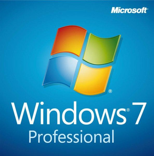Windows 7 Professional 64bit 1 User Lizenz