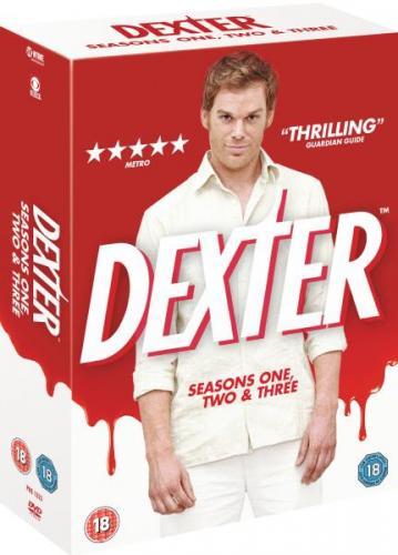 Dexter Staffeln 1-3 (DVD-Box) für ~19,34€ inkl. Versand @TheHut