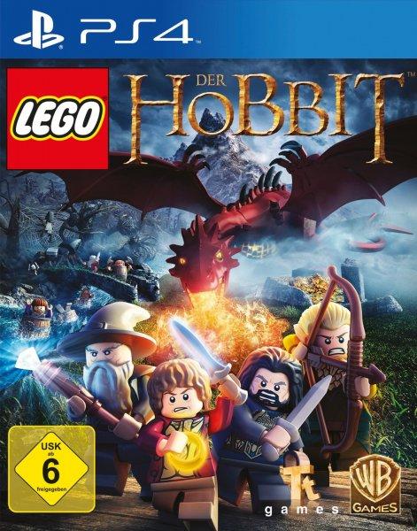 [AMAZON] LEGO - Der Hobbit (PS4) für 34,97€