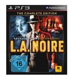 L.A. Noire: The Complete Edition (PS3) für 12€ @MediaMarkt