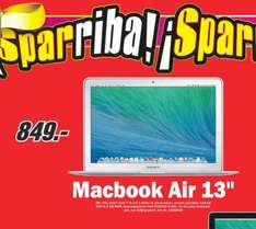 [Media Markt]MacBook Air 13 MD760 4. Generation