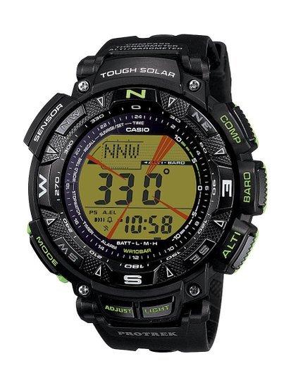 Casio Sport Unisex-Armbanduhr Pro-Trek-Kollektion Digital Quarz PRG-240-1BER für 135,31€ inkl. Versand @Amazon.es