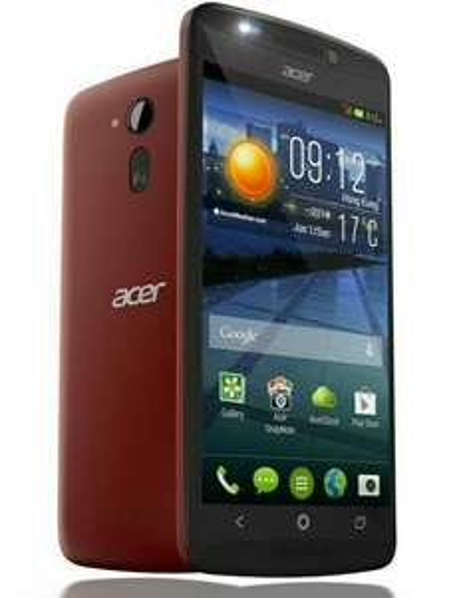 Acer Liquid E700 - Tri-SIM Gerät